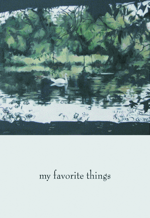 my favorite things