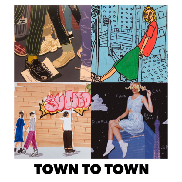 TOWN TO TOWN